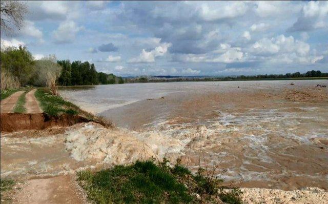 Las consecuencias de las inundaciones en la ribera de Aragón, este domingo en 'Repor' en el Canal 24 horas