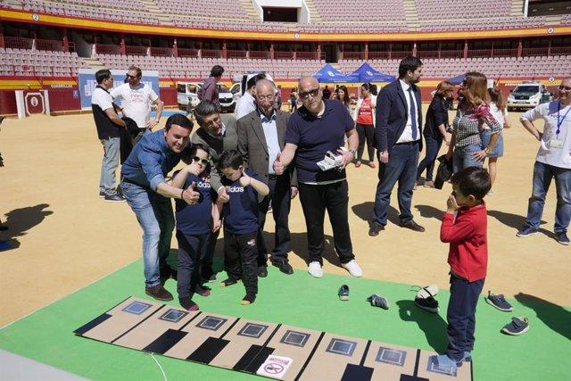 """Almería.- 28A.- Javier A. García: """"El PP invertirá el 2% del PIB en programas de desarrollo, investigación e innovación"""""""