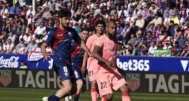 """Fútbol.- Arturo Vidal: """"Todos estamos pensando en el martes"""""""