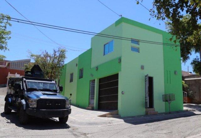Localizan un laboratorio clandestino de droga en Sinaloa, México