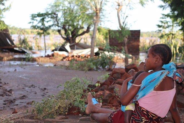 La carrera contrarreloj continúa en Mozambique tras el paso de 'Idai'