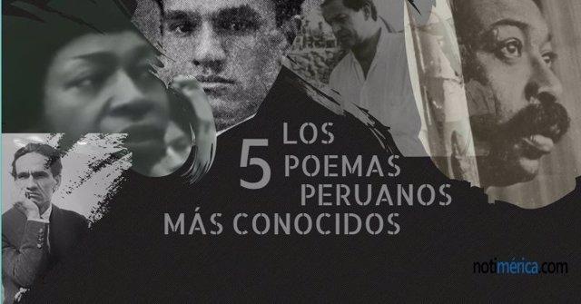 Estos son los 5 poemas peruanos más conocidos