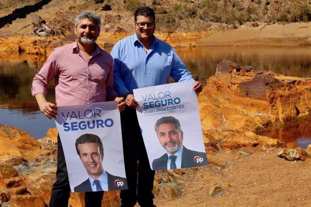"""Huelva.-28A.- Cortés """"apuesta"""" en Villarrasa por el turismo rural y de naturaleza como """"motor de empleo y oportunidades"""""""