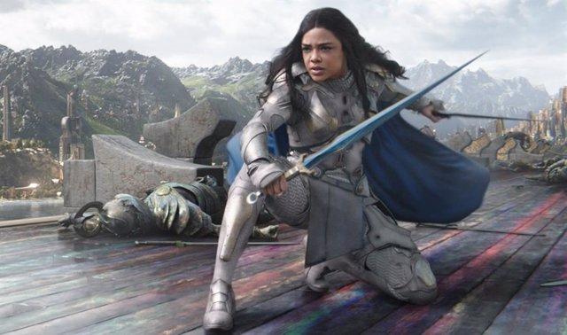 PARA DOMINGO Endgame: ¿Será Valkyria el nuevo Thor de la Fase 4 de Marvel?