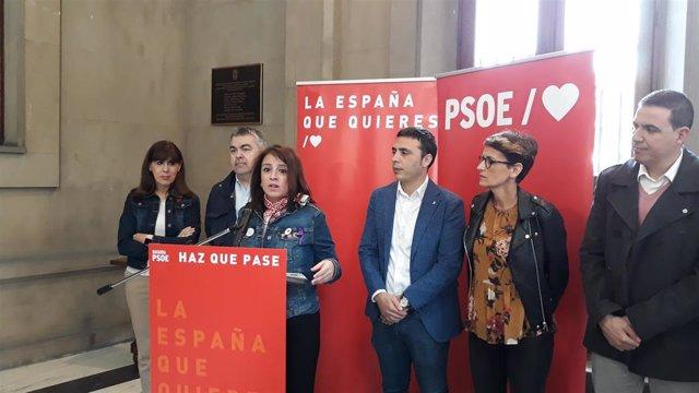 """28A.- Lastra (PSOE) Llama A """"Salir A Defender La Democracia"""" El Próximo 28 De Abril"""
