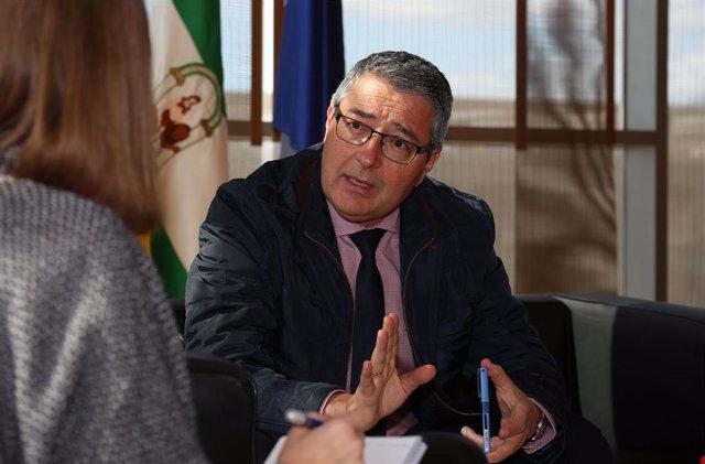 """Málaga.- 28A.-Salado destaca la """"solvencia"""" del PP y cree que muchos indecisos les votarán ante la situación de España"""