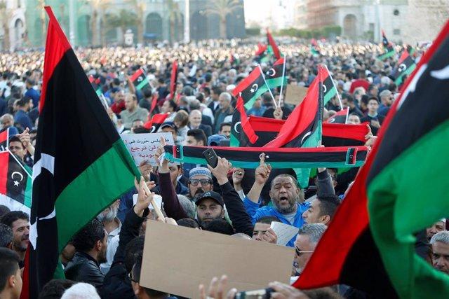 Libia.- El Gobierno de Trípoli detiene a un presunto miembro de Estado Islámico que pretendía atentar en la capital