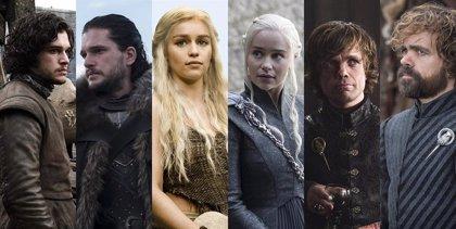 Juego de tronos: Así han cambiado sus protagonistas en 8 temporadas