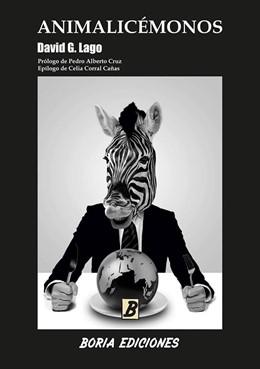 David González Lago presenta 'Animalicémonos' este lunes en El Sur dentro de los 'Lunes Literarios'