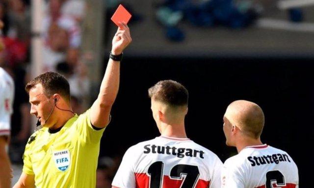 El Stuttgart multará al argentino Ascacíbar por escupir a un rival