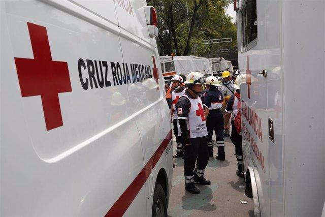 México.- La Cruz Roja interrumpe sus actividades por la inseguridad en Salamanca, Guanajuato
