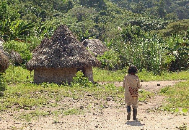 Indigenas wayúu