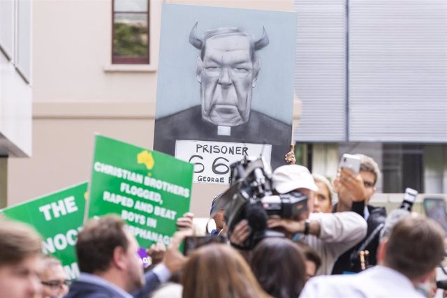 Cardinal George Pell trial in Melbourne