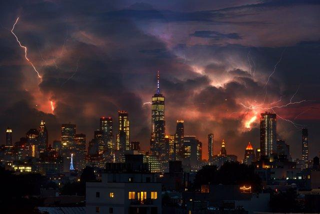 El Calentamiento Global hace el clima estival más tormentoso
