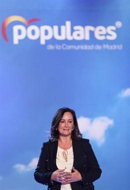 Acto de campaña del Partido Popular en Alcobendas (Madrid)