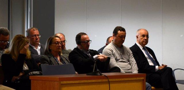 Inicio del segundo juicio del caso Cooperación en Valencia
