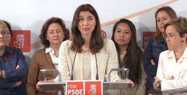 26M.- Pilar Llop, Rodríguez Uribes, Causapié y el presidente del CBA, propuestas del PSOE-M para la lista de Gabilondo