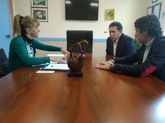 28A.- Gázquez (PP-Foro) Garantiza Respaldo Presupuestario Para Entidades Como La Fundación Vinjoy