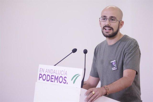 """Podemos Andalucía presentará mociones en los ayuntamientos para que se devuelva """"íntegro"""" el rescate a la banca"""