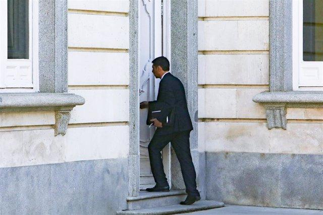 Decimoséptima jornada del juicio del procés en el Tribunal Supremo