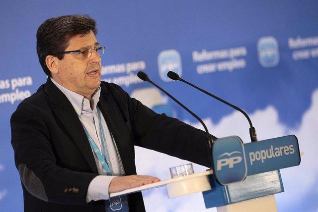 """Almería.-PP dice que lo anunciado por Ábalos en infraestructuras ferroviarias """"ya estaba comprometido e iniciado"""""""