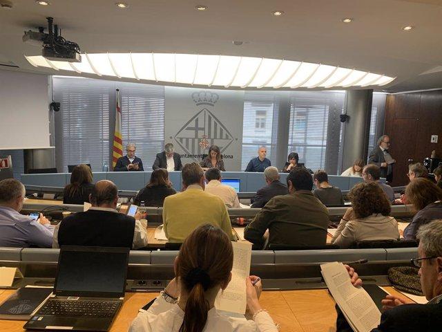Es reprèn la comissió de Barcelona després que BComú asseguri que estarà present