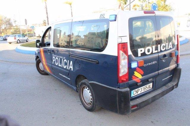 Málaga.- Sucesos.- Dos detenidos por robar en cinco locales comerciales en menos de un mes en la zona centro de Málaga