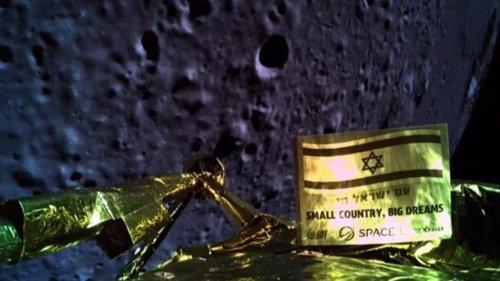 Space IL construirá una nueva sonda para que Israel llegue a la Luna