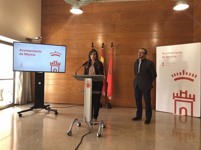 Ayuntamiento Murcia refuerza el servicio para garantizar la limpieza en Semana Santa y Fiestas de Primavera