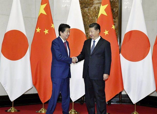 China/Japón.- El presidente chino realizará en junio una inédita visita a Japón