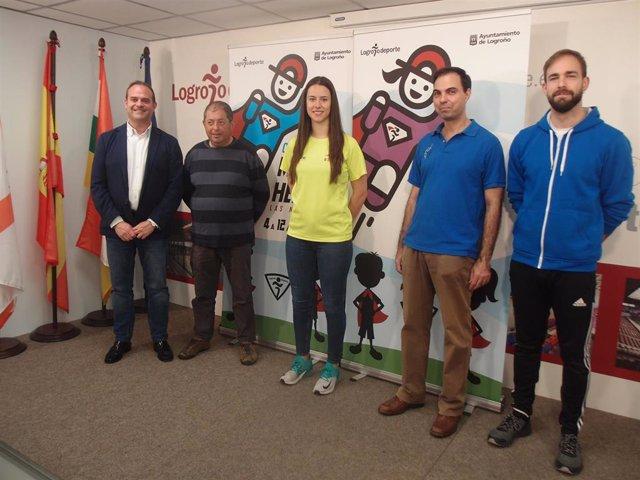 Logroño Deporte organiza la segunda edición del Campus Deportivo de Verano 'Mini Héroes en Las Norias'