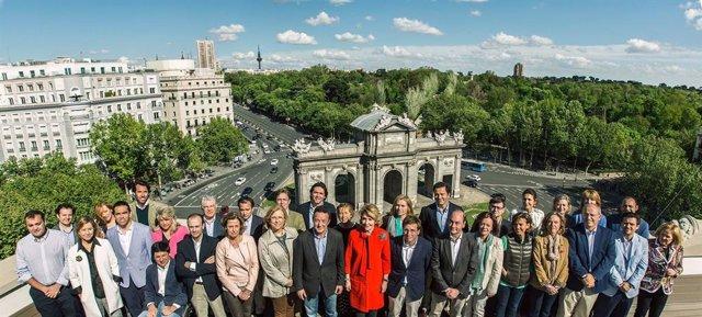 Henríquez de Luna es el séptimo edil del PP que deja el Grupo esta legislatura, y su plaza la ocuparía Gema Sanz
