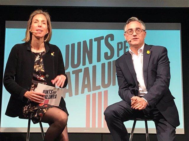 28A.- Jxcat Pondrá Condiciones Económicas A Sánchez Para Negociar Una Investidura
