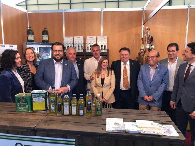 CádizAlDía.- Más de 30 empresas muestran en Olvera la calidad del aceite de oliva virgen extra de la provincia
