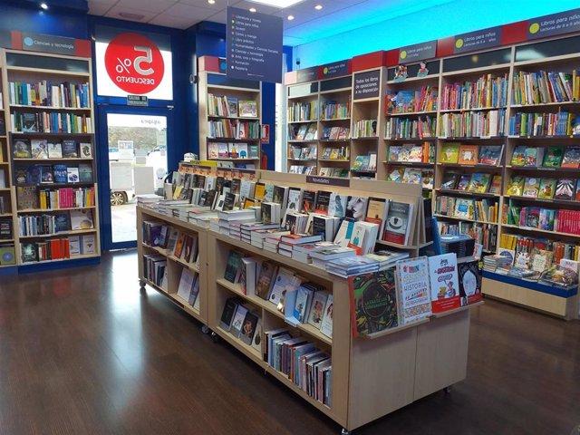 Agapea librería física málaga capital