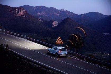 Los modelos de Volvo se advertirán entre sí de peligros en la carretera