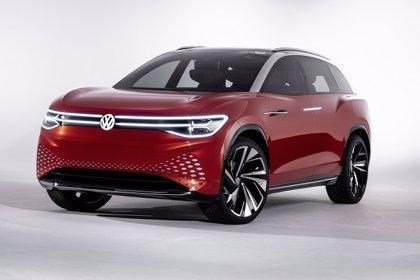 Volkswagen desvela el ID. ROOMZZ, un todocamino eléctrico y autónomo para el mercado chino