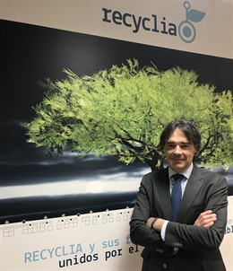 Gabriel García, director general de Recyclia
