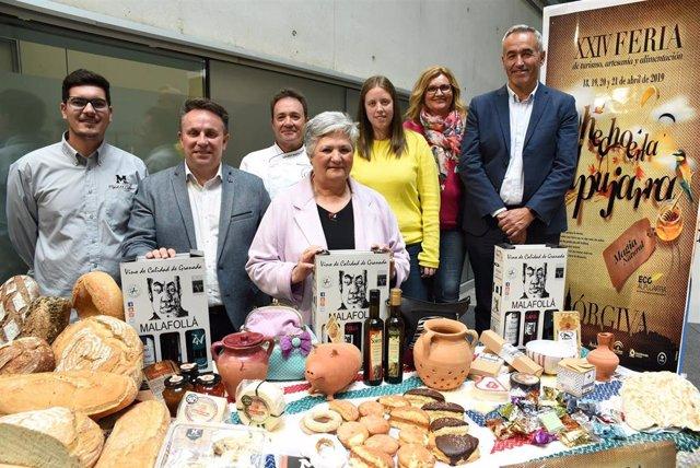 Granada.- Turismo.- Órgiva recibirá más de 20.000 visitantes este fin de semana en la Feria Hecho en la Alpujarra