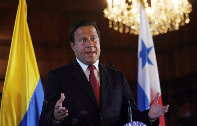 Juan Carlos Varela Panamá