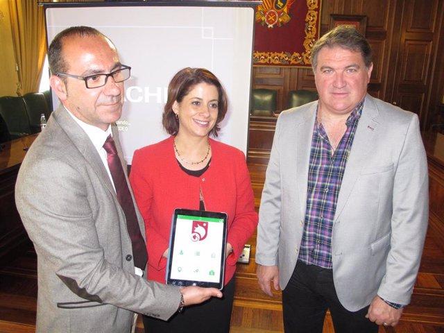 El Ayuntamiento de Teruel implanta un nuevo servicio de comunicación de incidencias con una app móvil
