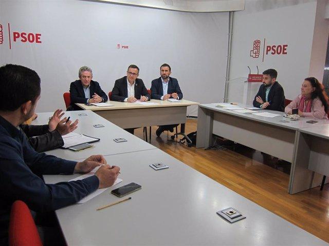 """28A.- Diego Conesa: """"En Apenas 10 Meses De Gobierno, El PSOE Ha Puesto En Marcha Medidas Efectivas Para Los Autónomos"""""""