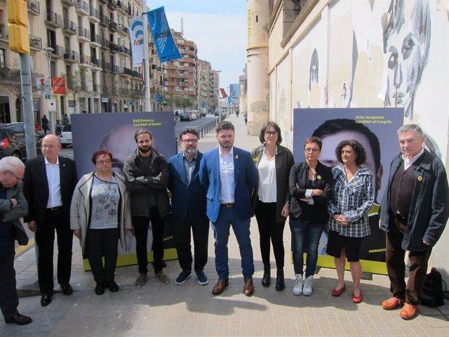"""28A.- ERC Vol """"Treure Les Togues De la Política"""" Amb La seva Llei Per Retirar Causes A l'Independentisme"""