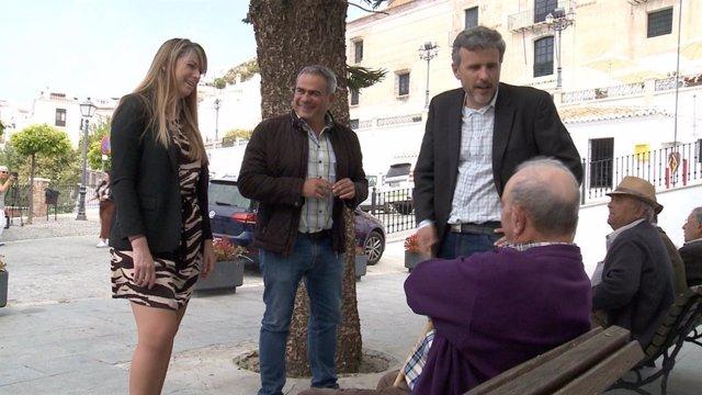 """Málaga.- 28A.- El PSOE dice que una mayoría """"sólida"""" garantizará inversiones para Málaga y unos """"PGE justos"""""""