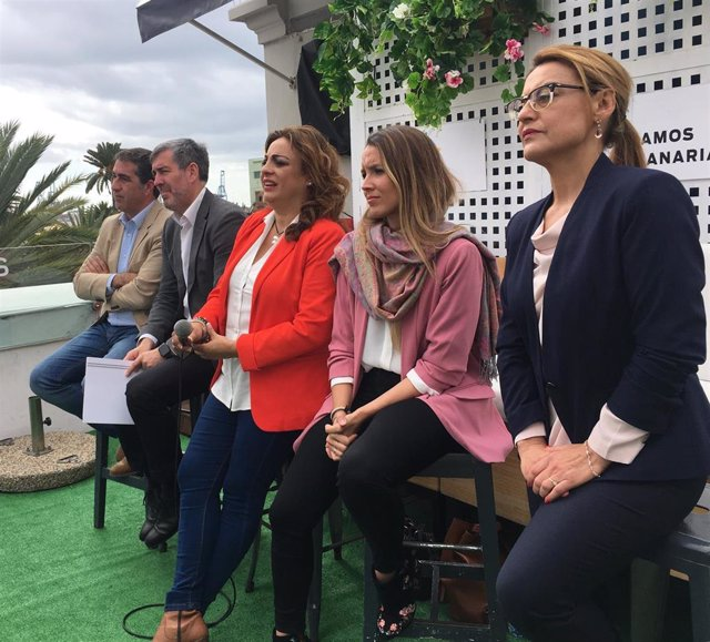 """28A.- CC advierte de la necesidad de estar en Madrid para que Canarias """"cuente"""" y """"esté"""" presente"""