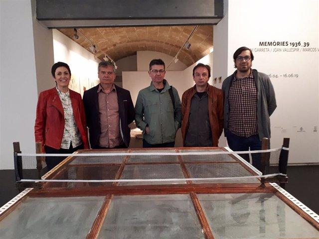 El Casal Solleric acoge este martes la muestra 'Memorias 1936_39' sobre la Guerra Civil en Mallorca