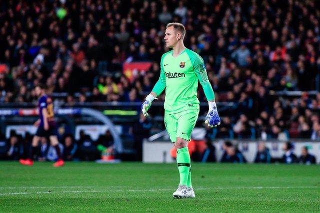 Soccer: La Liga - FC Barcelona v At. Madrid