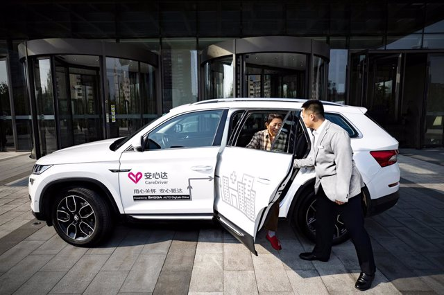 Economía/Motor.- Skoda abre en China su tercer DigiLab para desarrollar servicios digitales y de movilidad