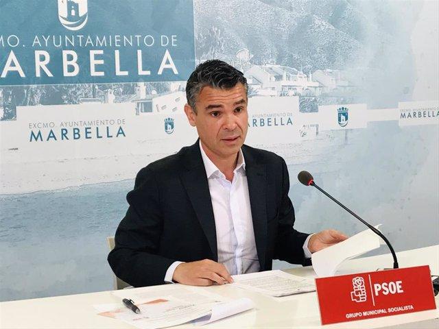 Málaga.- El PSOE pide al Ayuntamiento de Marbella que dé a la Seguridad Social el dinero de Roca y luego recurra