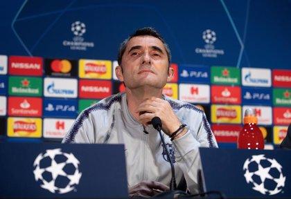 """Valverde: """"Tenemos que ir a buscar nuestro destino"""""""